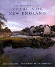 The Most Beautiful Villages of New England (Most Beautiful Villages)-ExLibrary