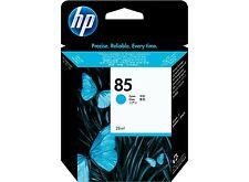 ORIGINAL & SEALED HP85 / C9425A CYAN INK CARTRIDGE - SWIFTLY POSTED.