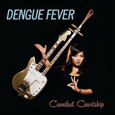 DENGUE FEVER - CANNIBAL COURTSHIP  - CD  NUOVO