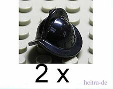 LEGO Piraten - 2 x Soldaten - Helme schwarz / Helm Soldat / 30048 NEUWARE