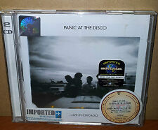 Panic! at the Disco - ...Live in Chicago (CD + DVD) (2008)