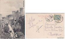 # NEPI: CASTELLO DEI BORGIA CON IL MOLINO    1904