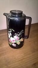 collectable floral tiger thermal flask