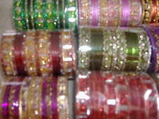 Bollywood designer Indian Bangles SET OF 24