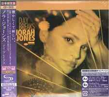 NORAH JONES-DAY BREAKS-JAPAN SHM-CD+DVD Ltd/Ed H40