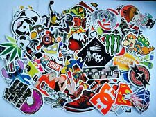 JDM 200 pcs Matte sticker bombing pack decal Euro anime style for laptop car