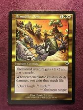 Armadillo Cloak Invasion  VO   -  MTG Magic (EX)