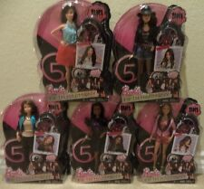 BARBIE FIFTH HARMONY DOLLS SET OF 5 CHG40  *NEW*