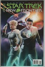 Star Trek New Frontier #1 comic book