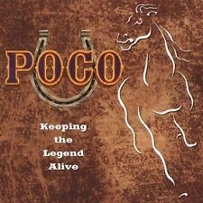 POCO- Keeping the Legend Alive CD and DVD, 5.1 Surround, Madacy