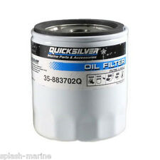 QUICKSILVER 35-883702Q OIL FILTER - MERCRUISER 4.3 V-6 WITHOUT REMOTE OIL FILTER