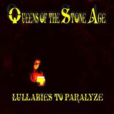 Queens Of The Stone Age LULLABIES TO PARALYZE 180g GATEFOLD New Vinyl 2 LP