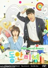 Baby-faced Beauty Korean Drama (5DVDs) Excellent English & Quality!