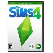 Sims 4: Limited Edition (PC: Mac/ Windows, 2014) to download