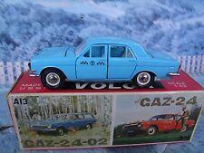 1/43 USSR GAZ-24 Taxi A-14