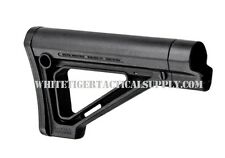 Magpul 481-BLK Black Original Commercial Fixed Carbine Stock for Mossberg MVP