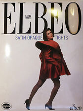 Elbeo Small Size Satin Opaque Tights in Ivory Shade Ideal Bridalwear
