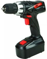 """NEW 18V Cordless 3/8"""" Drill/Driver w/Variable Speed by DRILL MASTER -FREE SHIP"""