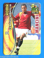 [GCG] CALCIO CARDS GAME 2005-06 - Figurina-Sticker n. 156 - MANCINI - ROMA