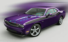 Plum Crazy metalic acrylic enamel single stage car paint 1gal kit paint supplies