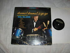 HAL BLAINE Drums! Drums! A Go Go LP DUNHILL STEREO Head of the Wrecking Crew