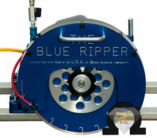 3HP Blue Ripper Sr™ Rail Saw for Granite, Marble, and more - with 7 & 13ft rails