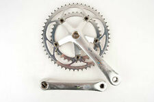 Shimano 600 Ultegra Tricolor #FC-6400 crankset with chainrings 39/52 teeth