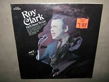 ROY CLARK He'll Have To Go RARE SEALED New Vinyl LP 1970 JS-6094 NoCut RE: