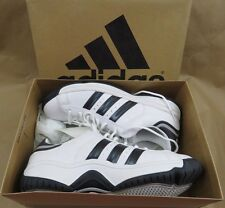 ADIDAS Campus Supreme TM White Boron Silver Men's Basketball Shoes Size 12.5 NIB