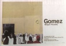 GOMEZ Whipping Picadilly 1998 UK Press ADVERT 12x8 inches