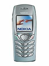 Nokia 6100 Light Blue Original Mobile Phone.