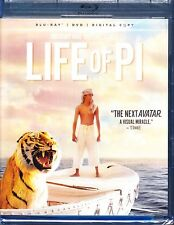 LIFE OF PI BLU RAY NEW AND SEALED REGION FREE