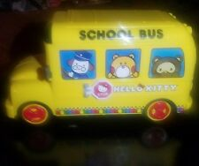 Hello Kitty School Bus Play Toy 2015
