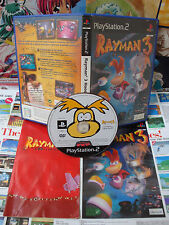 Playstation 2 PS2:Rayman 3 - Hoodlum Havoc [TOP & 1ERE EDITION] COMPLET - Fr