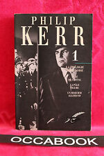 PHILIP KERR - Intégrales - Tome 1