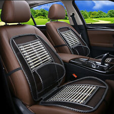 Summer Cooling Mesh Mat Wire Bamboo Chip Seat Cushion Cover For Car/Home/Office