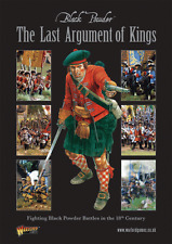 Warlord Games - Black Powder BNIB The Last Argument of Kings (Supplement)