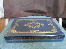 PRESIDENT GEORGE H W BUSH SIGNED - SPEAKING OF FREEDOM EASTON PRESS LEATHER NEW