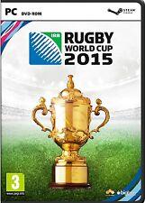 PC DVD Spiel Rugby World Cup 2015 NEU&OVP Paketversand