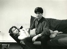 SEXY MARIANNE BASLER JEAN-CLAUDE DAUPHIN L'AMOUR PROPRE 1985 VINTAGE PHOTO #11