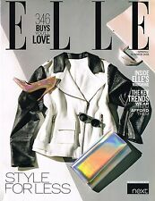 ELLE UK April 2013 Supplement ANA GILCA Polona Sova  @NEW@