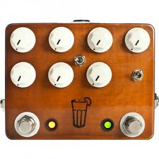 USED JHS PEDALS SWEET TEA V2 OVERDRIVE / DISTORTION PEDAL w/ 0$  US SHIP