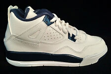 Air Jordan Retro IV 4 White Legend Blue Size 13C 13 C LS BP PS Shoe 707430-107