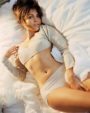 Jennifer Lopez 8x10 Photo Picture Pic Hot Sexy Little Top Panties on Bed 5