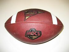 Tennessee at Chattanooga MOCS GAME USED Wilson 1005 Football - University - 2007