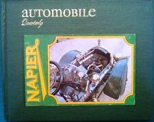 AUTOMOBILE QUARTERLY VOL 17 NO 3 THIRD QUARTER 1979 KIMES CAR BOOK