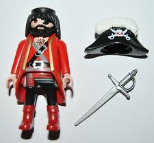 33026 Capitán pirata playmobil,pirate,corsario,corsair,pirate captain