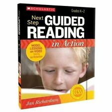Next Step Guided Reading in Action, Grades K-2 : Model Lessons on Video...