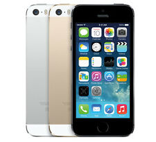IPHONE 5S 32GB SILVER GOLD GREY GRADO A COME NUOVO GARANZIA E ACCESSORI