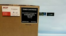16 compatible TONERS - LATIN VERSION TK-1147 Kyocera FS1035 FS1135 M2035 M2535